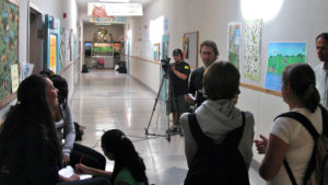 On Site Filming for Safe School Ambassadors™